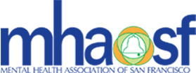 MHASF Mental Health Association of San Francisco Logo